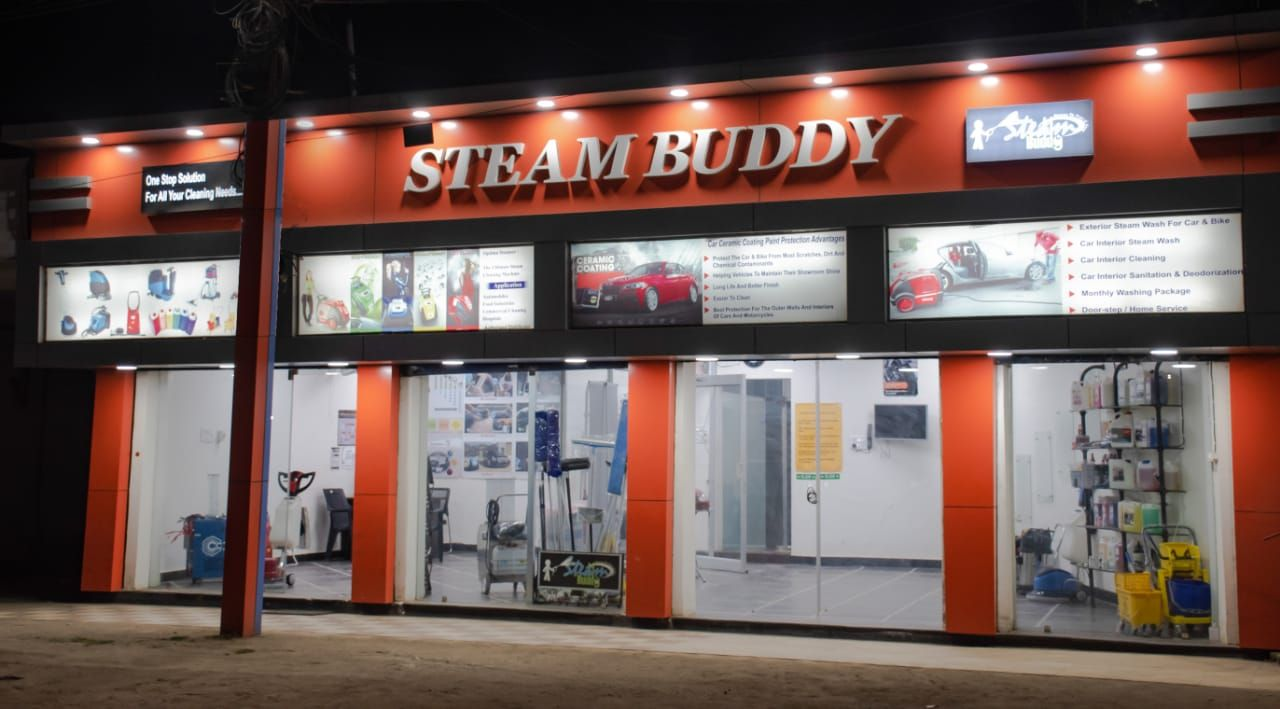 WE ARE STEAM BUDDY